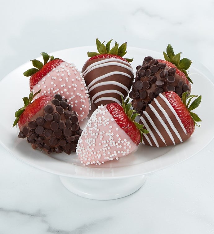 Gourmet Mother's Day Dipped Strawberries™