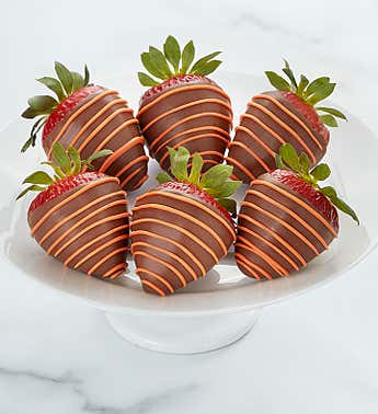 Gourmet Autumn Dipped Strawberries™