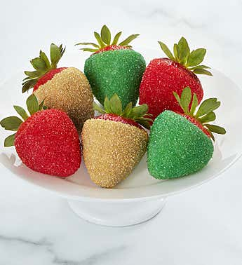 Sugar Sparkle Christmas Strawberries™