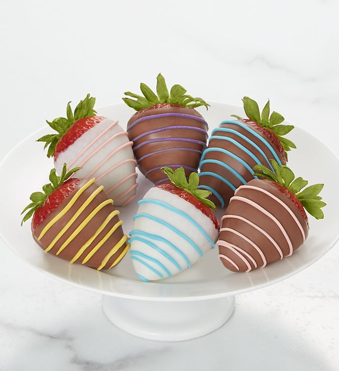 Springtime Dipped Strawberries™