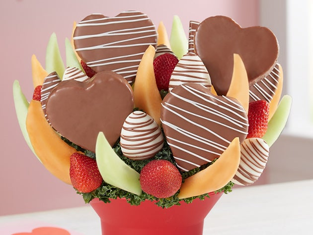 Fruit Bouquets Deliver Delicious To Share