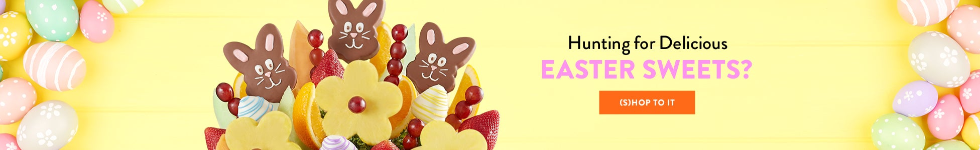 Hunting for Delicious Easter sweets?