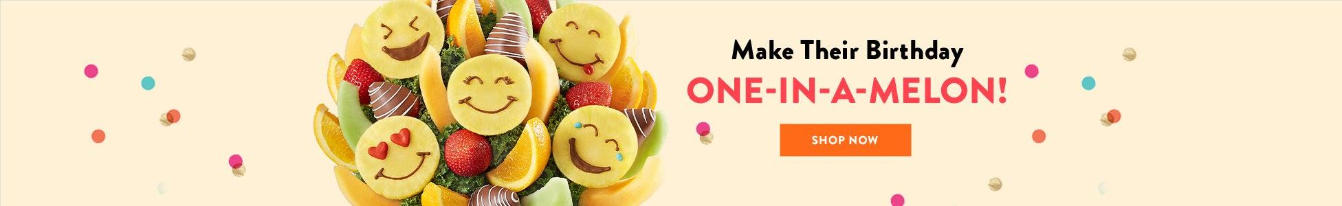 Make Their Birthday One In A Melon